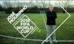 Video: Legendary Football Coach Jose Mourinho Joins RT